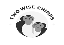 Two Wise Chimps