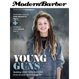 Modern Barber Magazine: Issue 20 October-December 2018