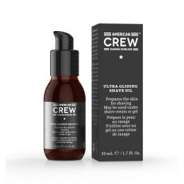 American Crew Ultra Gliding Shave Oil - 50ml