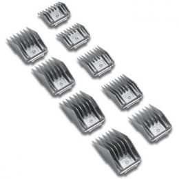 Andis 9 Piece Spring Loaded Comb Set