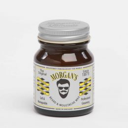 Morgan's Moustache & Beard Wax 50g