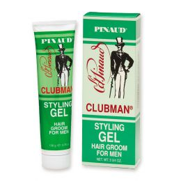 Clubman Pinaud Styling Gel Tube - 106g