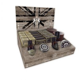 Dear Barber Grooming Counter Top Display with Products