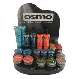 Osmo Barbershop Display Stand Deal - 21 Products & Display Stand