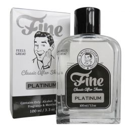 Fine Accoutrements Platinum Aftershave - 100ml