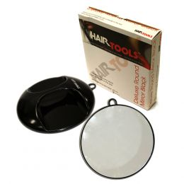 Hair Tools Deluxe Round Mirror