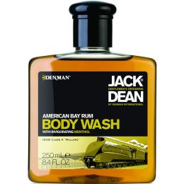 Jack Dean Bay Rum Body Wash 250ml