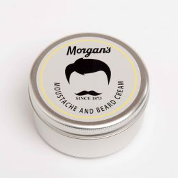 Morgan's Moustache & Beard Cream - 75ml