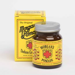 Morgan's Original Hair Darkening Pomade - 100g