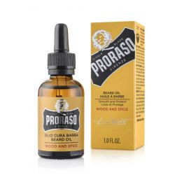 Proraso Wood & Spice Beard Oil - 30ml