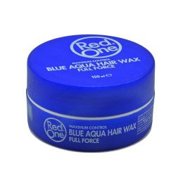 Red One Aqua Hair Wax Full Force Bubblegum BLUE - 150ml