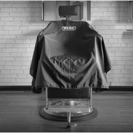 Wahl Professional Black Barber Cape