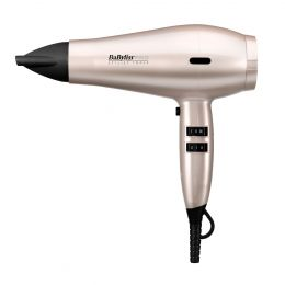 Babyliss Pro Spectrum 2100W Hair Dryer - White Frost