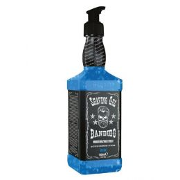 Bandido Blue Shaving Gel - 1 Litre