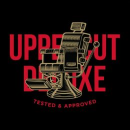 Uppercut Deluxe Chairman T-Shirt in Black