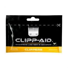 Clipp-Aid Sharpening Crystals For Large Clipper Blades (Individual Sachet)