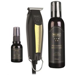 Wahl Detailer Trimmer Black & Gold Edition