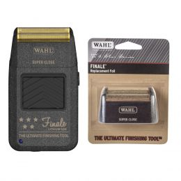 Wahl 5 Star Finale Foil Shaver with FREE Foil Head