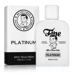 Fine Accoutrements Platinum Aftershave Balm - 100ml