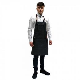 Hair Tools Charcoal Barber Apron