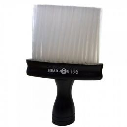 Head Jog 196 Neck Brush in Black