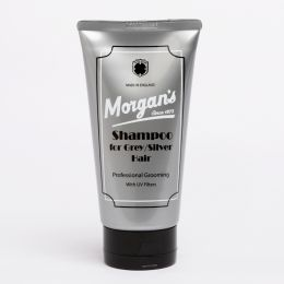 Morgan's Mens Shampoo for Grey/Silver Hair - 150ml