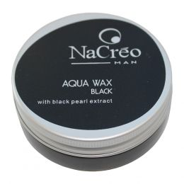 NaCreo Man Aqua Wax - Black