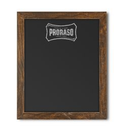 Proraso Black Board