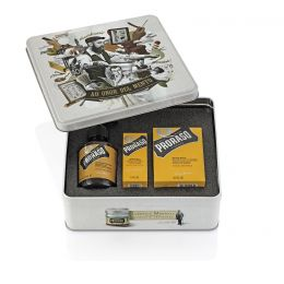 Proraso Beard Care Tin - Wood & Spice