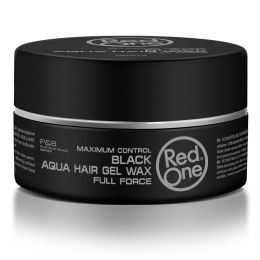 Red One Aqua Hair Wax Full Force BLACK - 150ml