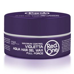 Red One Aqua Hair Wax Full Force VIOLETTA - 150ml