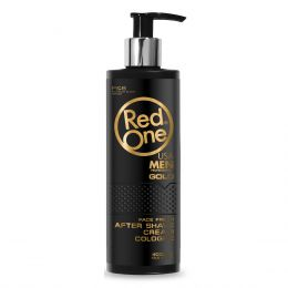 Red One GOLD Cream Cologne - 400ml