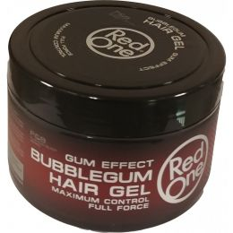 Red One Bubblegum Hair Gel - 750ml