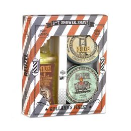 Reuzel S**t, Shower, Shave Gift Set