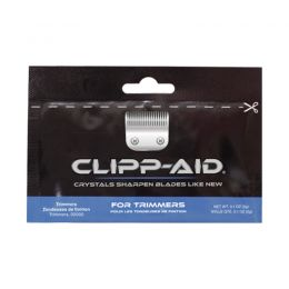 Clipp-Aid Sharpening Crystals For Trimmer Blades (Individual Sachet)