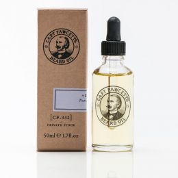 Captain Fawcett Private Stock Beard Oil - 50ml
