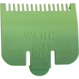 Wahl Comb Attachment - #1/2 Lime Green