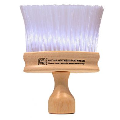 Pro-Tip Colonial Neck Brush - Lightwood