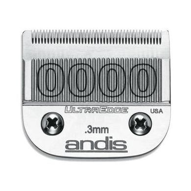 Andis 0000 (0.3mm) UltraEdge Blade