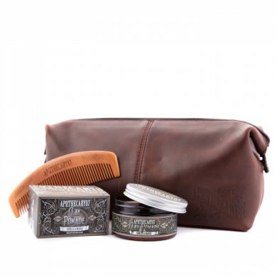 Apothecary 87 Wash Bag Hair Kit