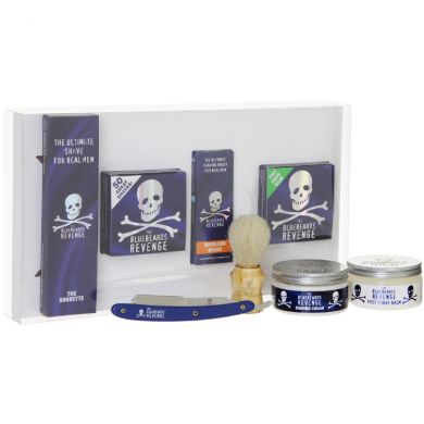 Bluebeards Revenge 'Cut-Throat' Shaving Kit