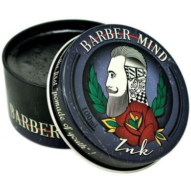 Barber Mind Ink Pomade - 100ml