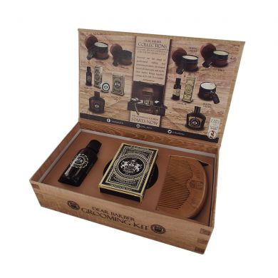 Dear Barber Beard Grooming Gift Collection