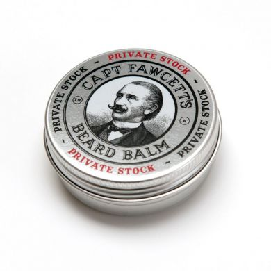 Captain Fawcett Private Stock Beard Balm - 60ml