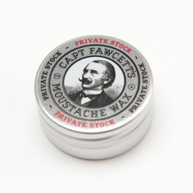 Captain Fawcett Private Stock Moustache Wax - 15ml