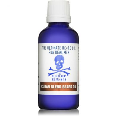 Bluebeards Revenge Cuban Blend Beard Oil