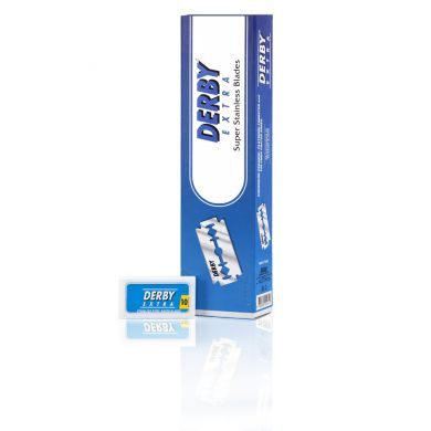 200 x Derby Extra Double Edge Razor Blades
