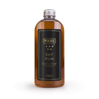 Wahl 5 Star Bay Rum Aftershave - 250ml