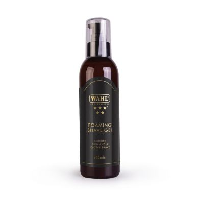 Wahl 5 Star Foaming Shave Gel - 200ml