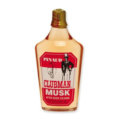 Clubman Pinaud Musk After Shave Cologne - 177ml
